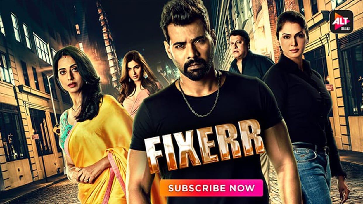 Watch Fixerr web series online- ALTBalaji