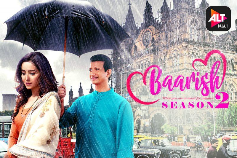 ALTBalaji Baarish web series