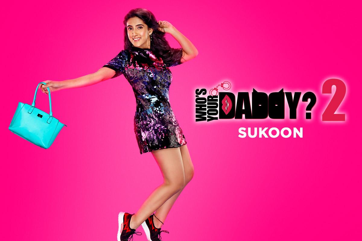 Sameeksha Sud - Who's Your Daddy Season 2