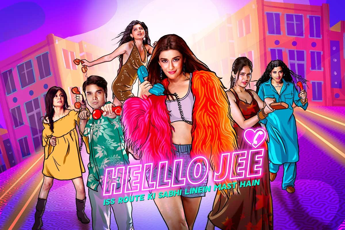 Helllo Jee Released!