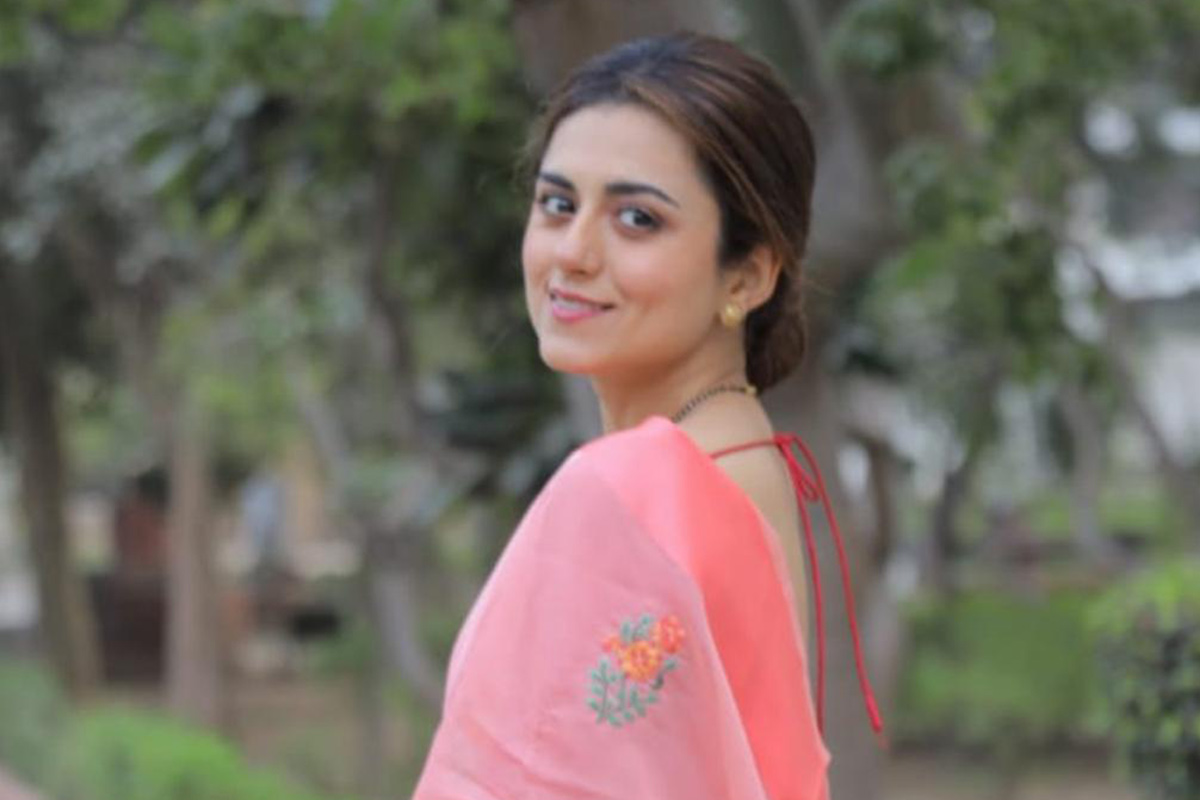 All about Ridhi Dogra in The Married Woman