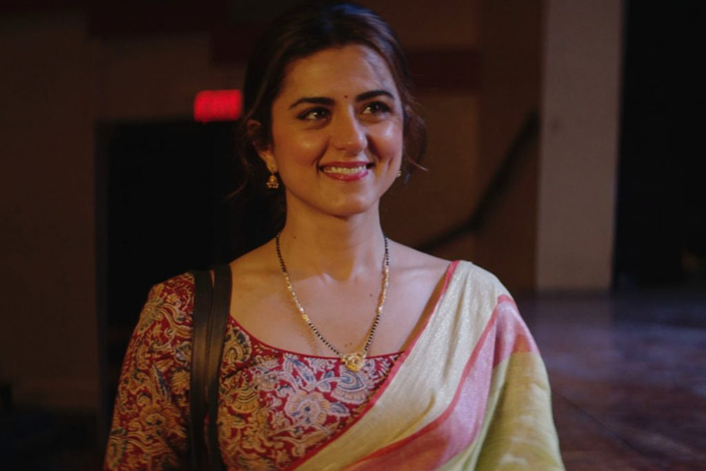 Ridhi Dogra - The Married Woman Web Series