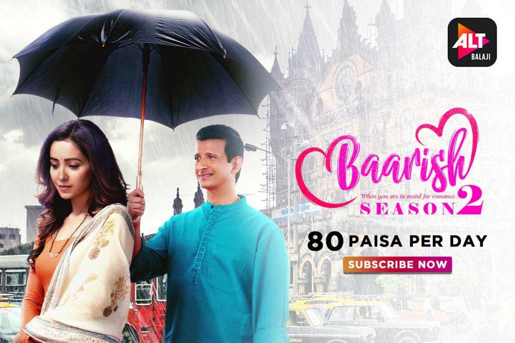 Watch Baarish Season 2