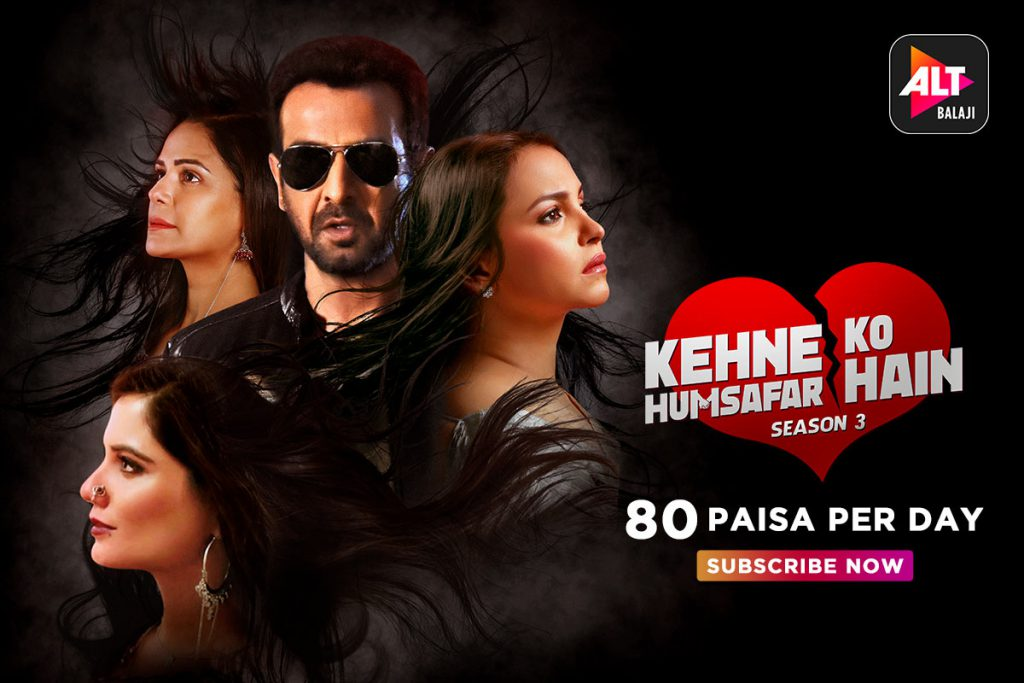 Watch Kehne Ko Humsafar Hain Season 3