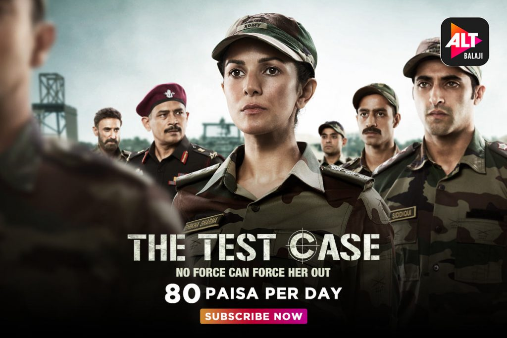 Watch The Test Case Web Series