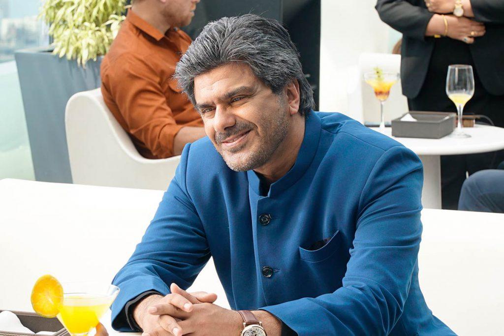 Samir Soni in Cartel