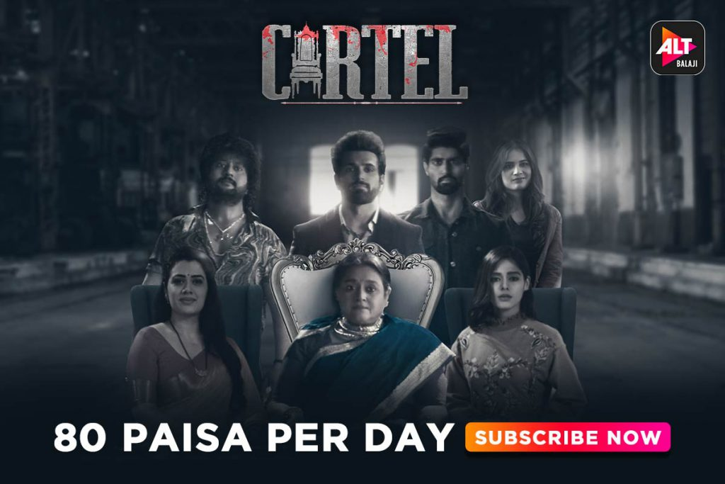 Cartel web series 80 paisa per day